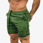 Men's Fitness Sports Shorts Football Pants Dri Fit Gym Workout Training Running