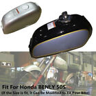 Modified 6L Motorcycle Cafe Racer Fuel Gas Tank & Cap For Honda BENLY50S 2 Color $101.19 USD on eBay