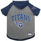 Tennessee Titans NFL Pets First Sporty Dog Pet Hoodie Tee Shirt Sizes XS-L $22.45 USD on eBay