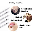 Kyпить Disposable Lip Ear Piercing Needles Nose Navel Professional Kit Body Art Tool на еВаy.соm