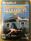 WWE SmackDown vs Raw Playstation 2 Ps2 Wrestling games