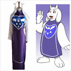 game Undertale Goat Mother Toriel Cosplay Costume!free shipping