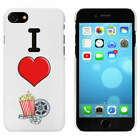 'I Love Movies' Mobile Phone Cases / Covers (MC001701)