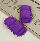 Lazy Quick Mop Slippers Floor Shoes Creative Room Cleaning  Polishing Dust Socks