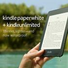Kindle Paperwhite – Now Waterproof with more than 2x the Storage – Includes Spec