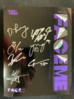 KPOP IDOL BOYS, GIRLS GROUP PROMO ALBUM Autographed ALL MEMBER Signed #200114