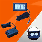 Mini Digital Indoor Outdoor Thermometer 1.5v Battery Thermometer Probes Sensor