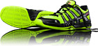 Salming Race R2 court shoes Fluo Green Black 1233092-1601