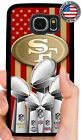 SAN FRANCISCO 49ERS PHONE CASE FOR SAMSUNG NOTE GALAXY 6 S7 EDGE S8 S9 S10 PLUS $19.88 USD on eBay