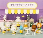 Mr. White Cloud Mini Series 3 Fluffy Cafe Edition by Fluffy House x POP MART