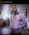 HPE Clothing Human Performance Designer Active Hoodie Training Mens Male S Sport
