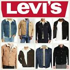 Levi's Sherpa Jacket Type 3 Hiver Taille L Winter Size L