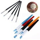 Pottery Sculpting Tools Sculpt Nail Art Craft Cake Oils Engraving Rubber Pens b image