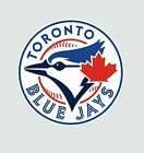 Toronto Blue Jays MLB Baseball Color Sports Decal Sticker-Free Shipping