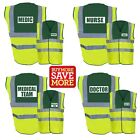 Medic Nurse Medical Team Doctor Paramedic Hi Vis, Hi Viz Safety Vest Printed 1