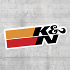 K&N Filters Decal Sticker Die Cut Car Window Racing Springs Nascar Tool Box $3.49 USD on eBay