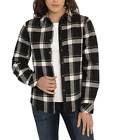Orvis Fleece Lined Flannel Shirt Jacket with pockets.Size & Color Variety