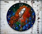The Sleeping Beauty Art Wall Clock Home Office Bedroom Living Room Kitchen Decor