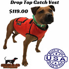 Hog Dog Hunting Cut Gear- Drop Top Catch Vest- Full VestHunting Dog Supplies - 71110