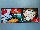 3D Comfort Wrist Rest Pro Gaming Mouse Pad ANIME ForTnite Hero Academia Extended
