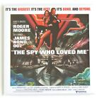 "The Spy Who Loved Me FRIDGE MAGNET movie poster ""style S"" james bond $5.95 USD on eBay"