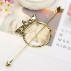 Stylish Retro wind arrows stars Hairpin Hair Stick Gift Girl Headwear HairClip b