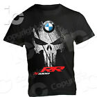 T-shirt BMW motorrad S 1000 RR Punisher Racing  Maglia Strada Ready for track