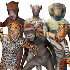 Kids Morphsuit Licensed Animal Planet Costume Great 4 Party Halloween Book Week