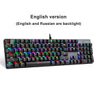 Original Gaming Keyboard RGB Backlit Switch USB wired Keyboard for gamers