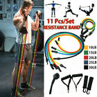 Kyпить 11Pcs/Set Resistance Bands Workout Exercise Yoga Crossfit Fitness Training Tubes на еВаy.соm
