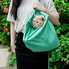 Portable Pet Shoulder Bag Nail Cleaning Clipping Grooming Cat Carrier Sling Hand