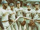 E505 George Scott Milwaukee Brewers Sluggers 8x10 11x14 16x20 Oil Painting Photo on Ebay