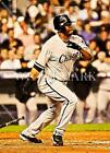 BM820 Ken Griffey White Sox Watching His Hit 8x10 11x14 16x20 Oil Painting Photo on Ebay