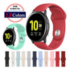 Soft Silicon Sport Watch Band Strap for Samsung Galaxy Watch Active 40mm/44mm image