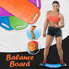 NEW Twist Simply Balance Board Sport Yoga Gym Fitness Workout Board Trainer image