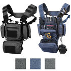 HELIKON TEX Tactical Training Mini TMT Chest Rig Vest MOLLE Operator Loaded Gear