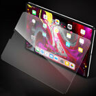 Matte Anti-Glare Tempered Glass Screen Protector For Apple iPad 12.9'' 11'' 2020