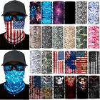 Women Men Tube Scarf Bandana Head Face Cover Neck Gaiter Snood Wear Outdoor Cap