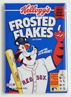 Boston Red Sox Cereal FRIDGE MAGNET frosted flakes box on Ebay
