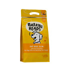 Barking Heads Adult Dry Dog Food Fat Dog Slim 2KG 12KG Kibble. Low Calorie Diet