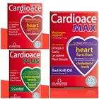 Vitabiotics Cardioace Max Plus Original Heart Function Omega 3 Health Vitamins