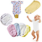 Infant Jumpsuit One Piece Baby Romper Supplies Multicolor Pratical Soft Toddler