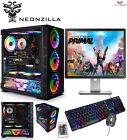 Fast Intel Core I5 Gaming Pc Computer 16gb Ram 1tb Hdd Windows 10 Gt 710 2gb