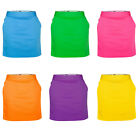 Womens Golf Skort by Royal and Awesome 6 Solid Colours Size 6 - 18 Ladies Skirt