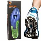 Sof Sole Airr Gel Honeycomb Performance Cushioned Insoles Unisex Support UK 4-10 £12.89 GBP on eBay