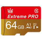 Micro SD Card 64 GB EXTREME PRO No 1 Quality Class10 High Speed Moble Camera Lot
