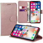 For Apple XR XS MAX 11 Pro Max SE2 7 8 6+ PU Leather Wallet Magnetic Flip Case