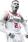 Russell Westbrook Glossy Print - Houston Rockets on eBay