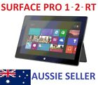 Microsoft Surface Pro 1st Gen I5 4g 64g/128g Touch Type Cover Pen Pink Or Black