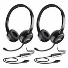 Mpow Gaming Headset USB / 3.5mm With Mic Stereo Earphone Headphone For PC Laptop